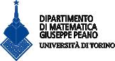 Dipartimento di Matematica Torino